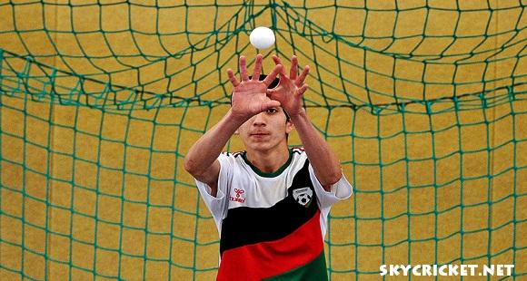 Asylum Seeker playing Cricket in Germany