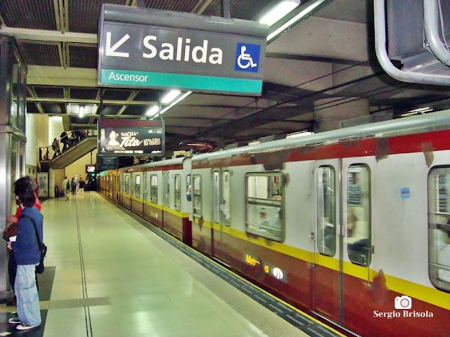 Buenos Aires Subte (Metrô)