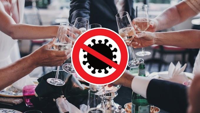 Mai multe petreceri private care se derulau cu încălcarea normelor legale au fost stopate și s-au aplicat peste 300 de sancțiuni contravenționale