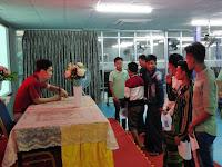 25-27 ตุลาคม 2562 คัดกรองแรงงานพม่าจำนวน 360 คน