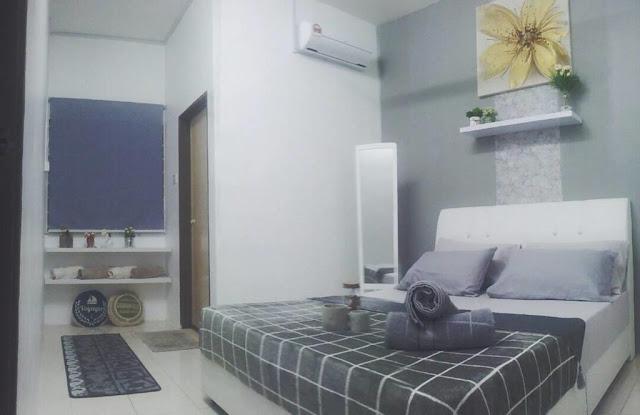 Master Bedroom Homestay di Lumut Perak