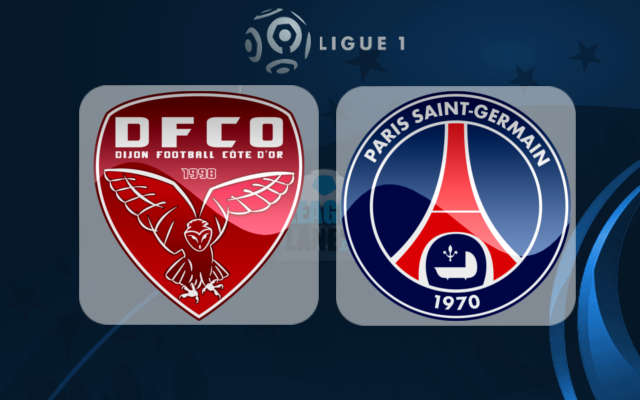 Dijon vs Paris Saint Germain Full Match & Highlights 14 October 2017