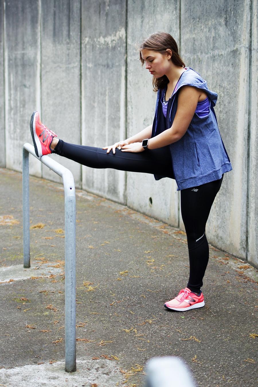 sport dehnen ausdauer sport joggen