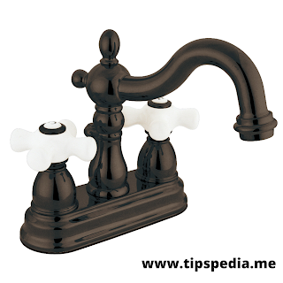 colonial style bathroom faucets