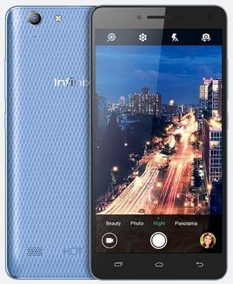 Infinix HOT 3 X553 4G LTE Android Murah 55 Inch Rp 1 Jutaan