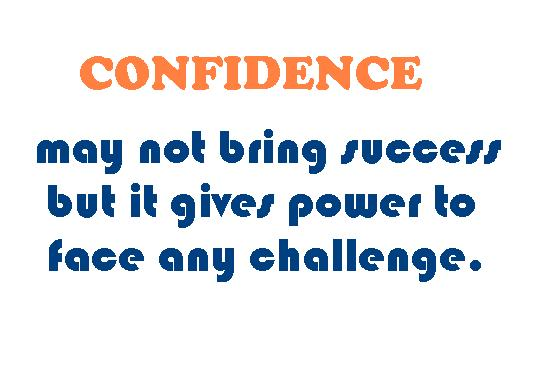 quotes about confidence - photo #7