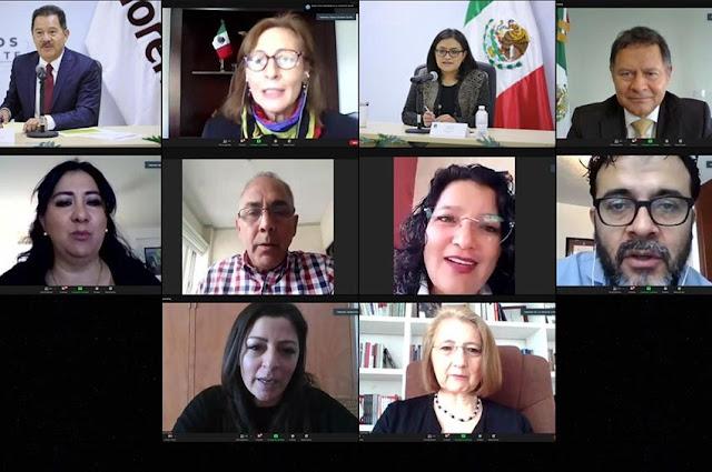 Expone Tatiana Clouthier a Morena ejes estratégicos para acelerar la reactivación económica