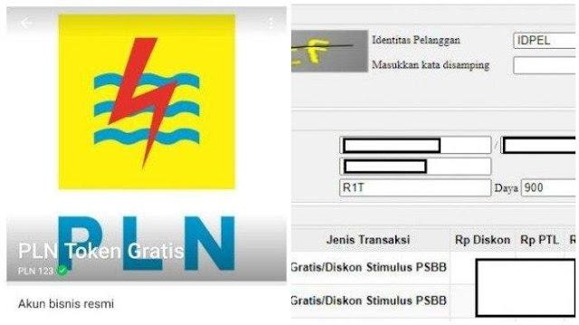 LOGIN WWW.PLN.CO.ID untuk Dapat Token Listrik Gratis pada September 2020, atau Lewat WA 08122123123