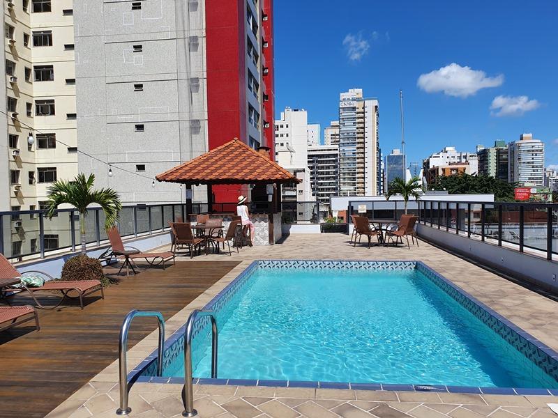 Hotel bem estruturado em Vila Velha