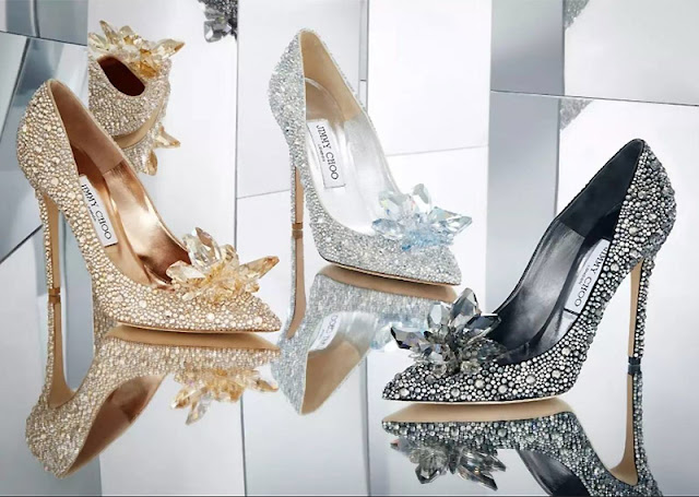 New arrivals: Jimmy Choo unveils Cinderella inspired shoes