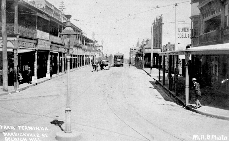 Marrickville Heritage: Dulwich Hill - A History