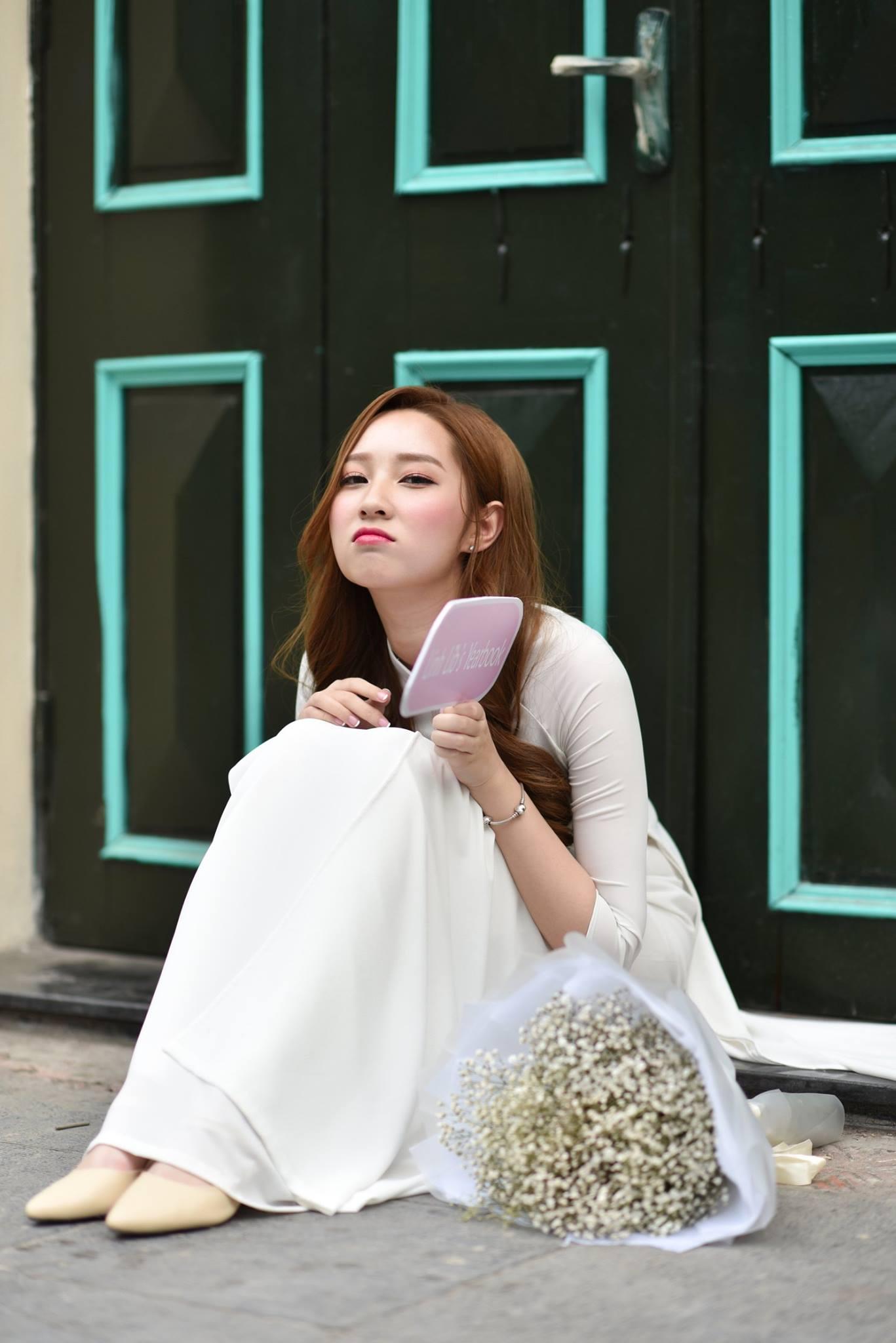 Hot girl Cù Phương Linh sở hữu ngoại hình xinh như mỹ nhân Hàn - 3