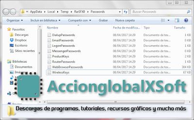 Recuperar claves de producto para Windows, routers, inalámbricos, correo electrónico, mensajería y más