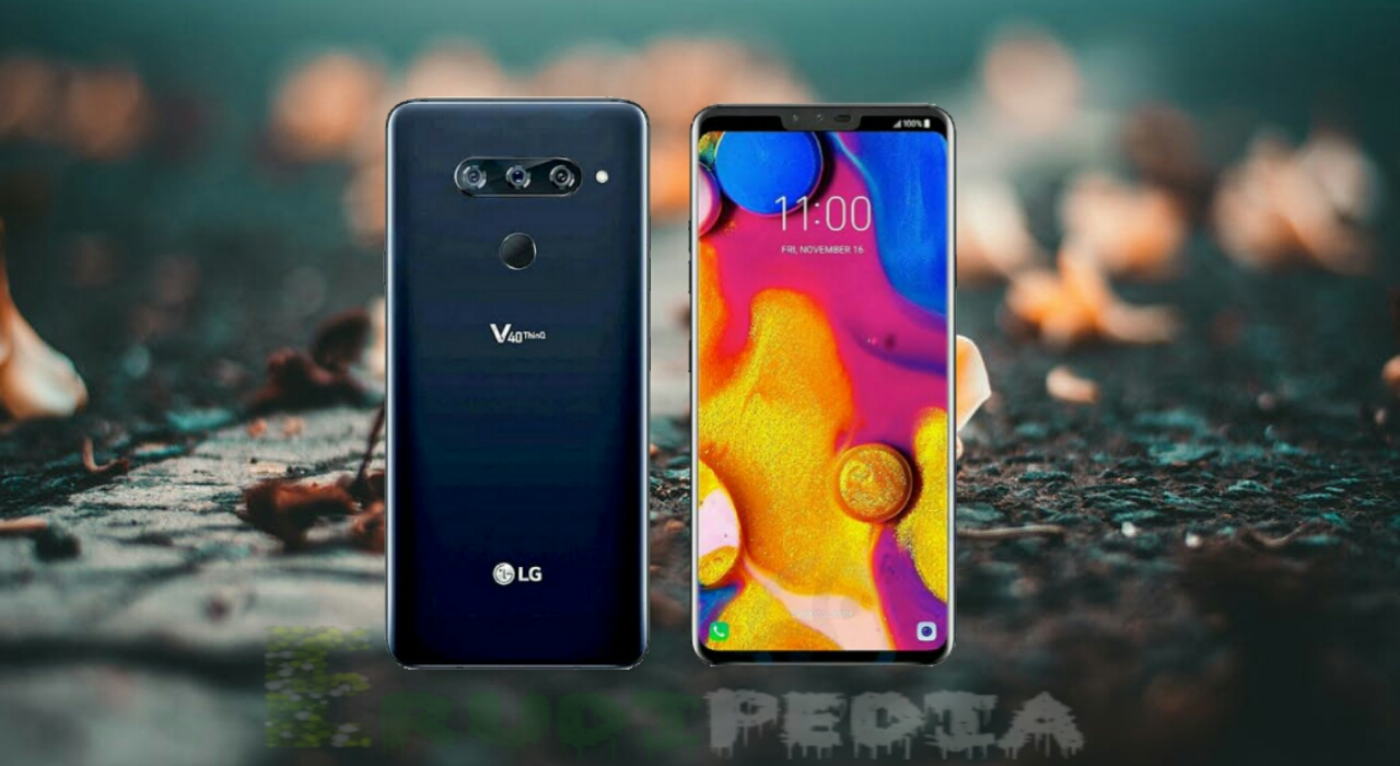 LG V40 ThinQ the flagship killer device review