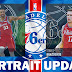 NBA 2K21 George Hill and Ignaz Brazdeikis Updated Full Body Portraits 76ers by Arts
