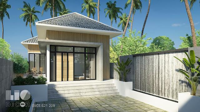 Thiết kế nhà vườn hiện đại 2019 1