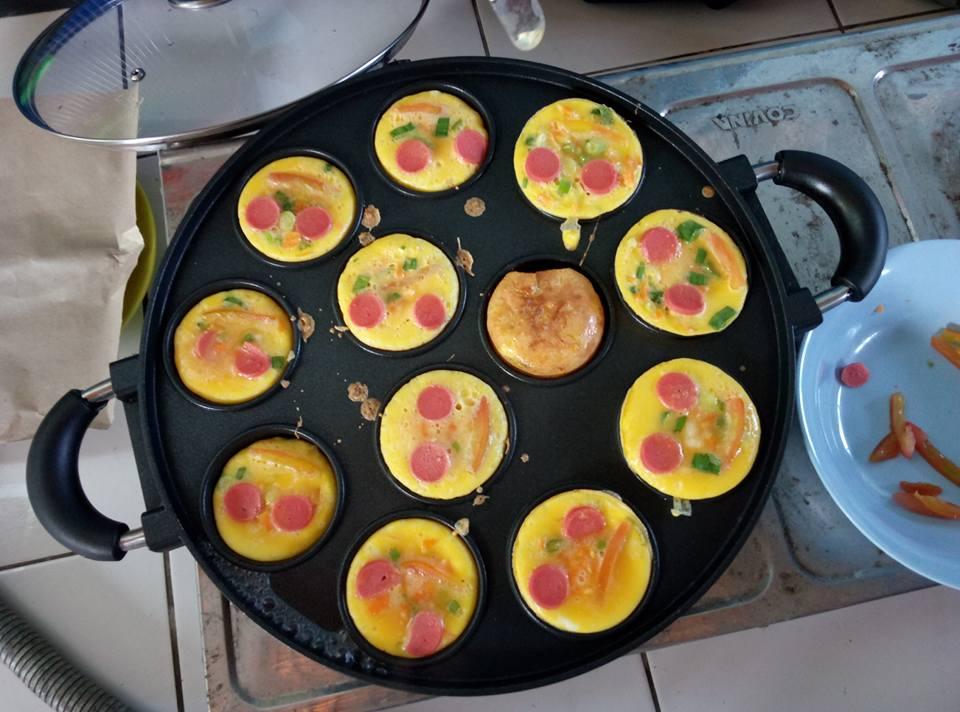 Fun Cooking Bulan Agustus 2017