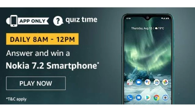 amazon-nokia-72-smartphone-quiz-answers
