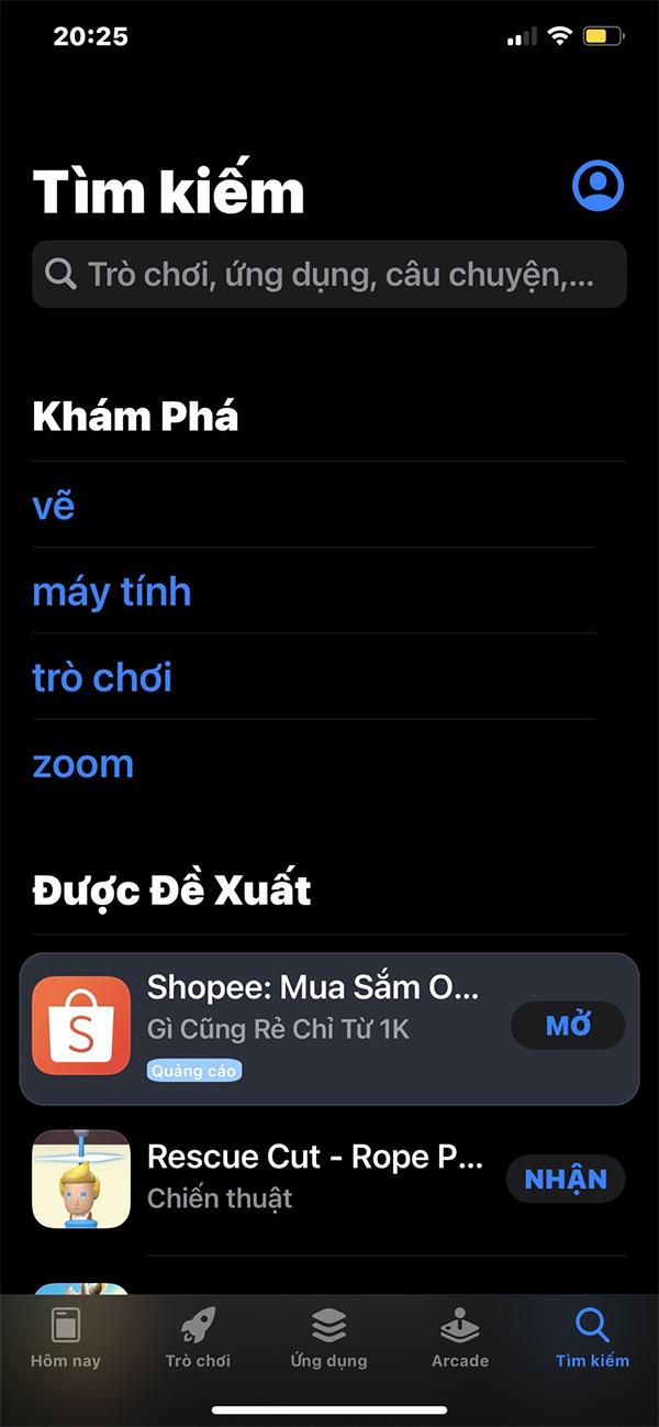 AppStore - Tải App Store về máy điện thoại iPhone, iPad miễn phí d