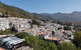 Mijas, provincia de Málaga.
