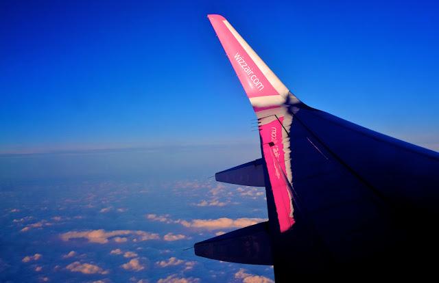 Wizz Air bagaglio a mano e stiva