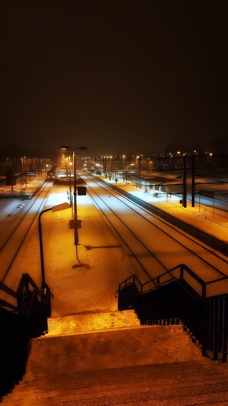 Wspomnienie zimowych dni