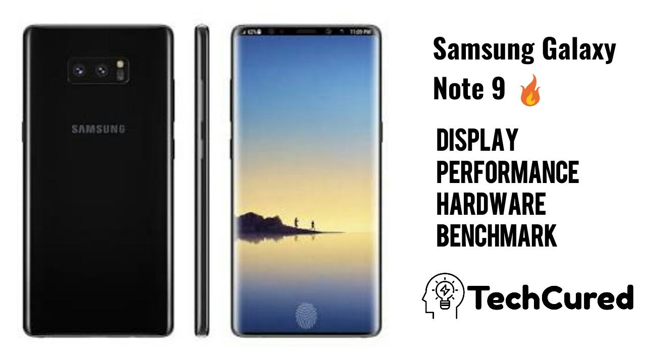 Samsung Galaxy Note 9: The New Beast from Samsung | TechCured.com