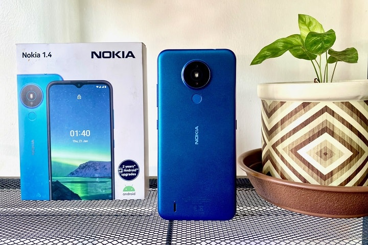 Nokia 1.4 Review + Unboxing: Android Go under Php 5K