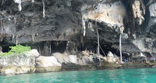 Koh Phi Phi Leh, Viking Cave.