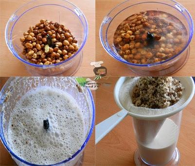 Tiger Nuts Milk| Ofio Milk | Kunun Aya ''Horchata de Chufas''