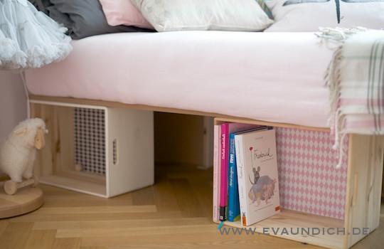 eva und ich m dchenzimmer teil i und ein diy. Black Bedroom Furniture Sets. Home Design Ideas