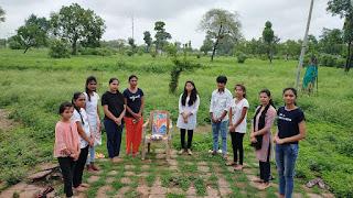 अखिल भारतीय विद्यार्थी परिषद ने शहीद को दी श्रधांजलि