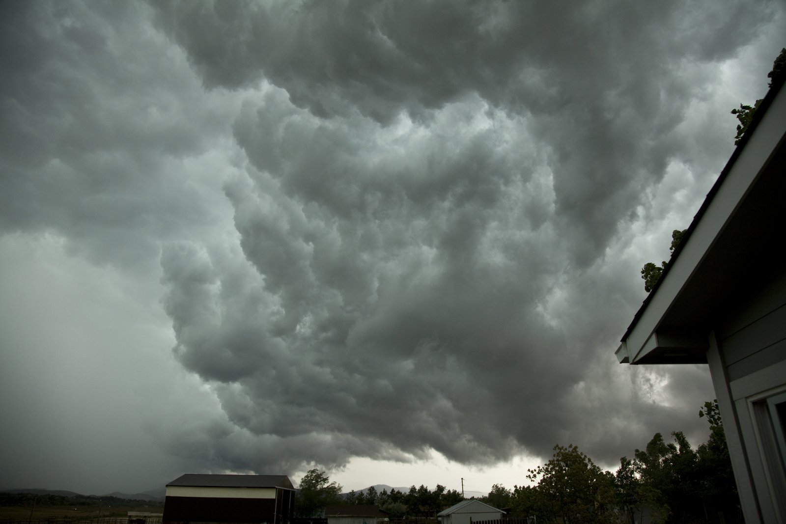 RonNewby: Storm Clouds