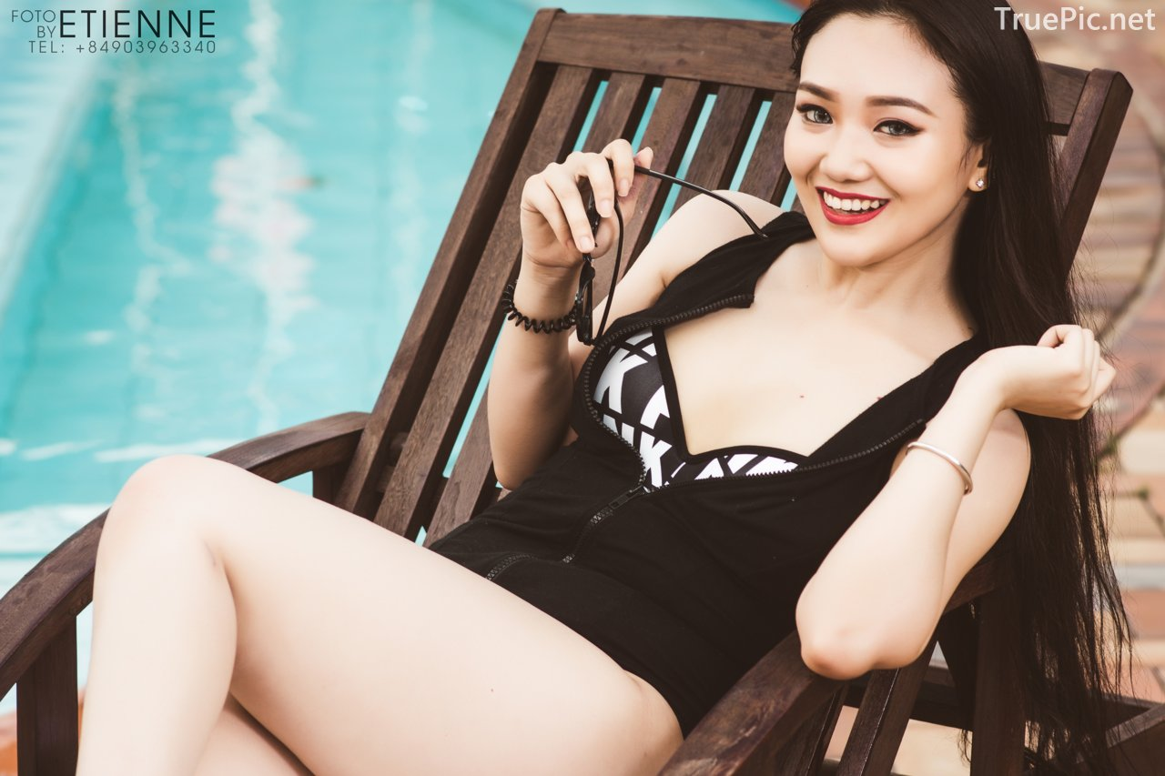 Super hot photos of Vietnamese beauties with lingerie and bikini – Photo by Le Blanc Studio – Part 7 - TruePic.net - Picture 4
