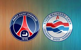 مباراة باريس سان جيرمان وكان اليوم