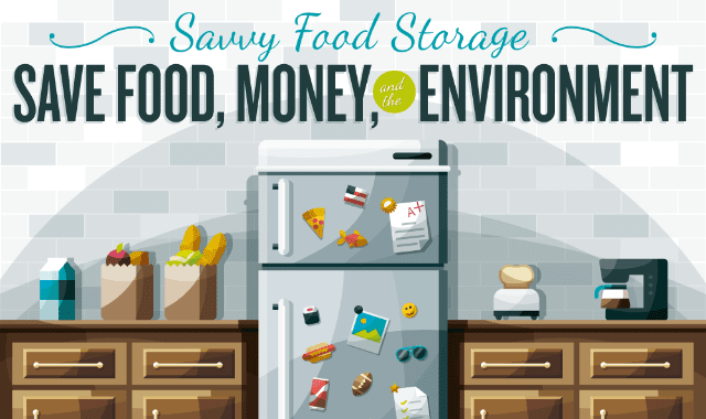 Savvy Food Storage