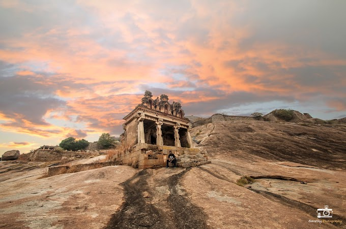 A Lovely Trek to Channarayana Durga and a drive to Bandipura