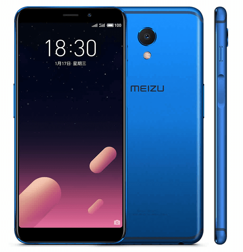 Meizu M6s with Samsung Exynos chip now official!
