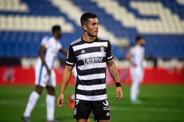 Oficial: FC Cartagena, rescinde de la cesión Simón Moreno