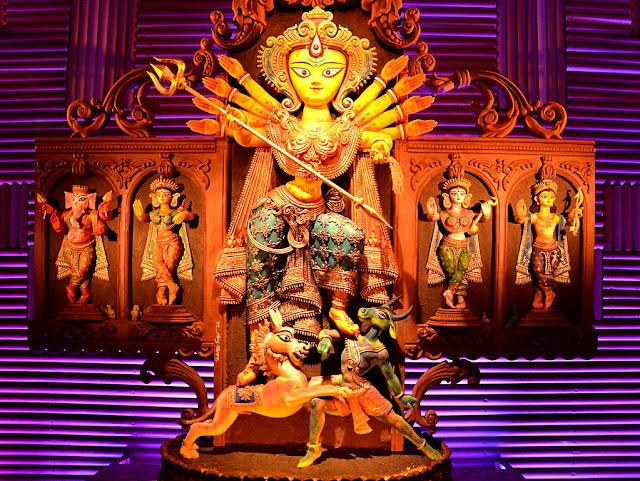 Chetla Agrani Club Durga puja