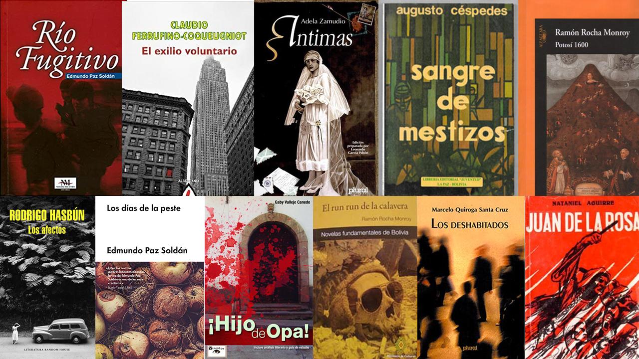 Escritores cochabambinos