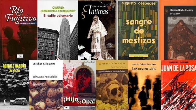 Los 11 mejores libros escritos por cochabambinos