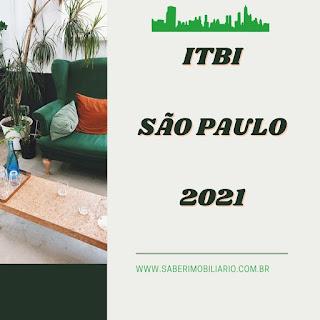 ITBI SÃO PAULO 2021