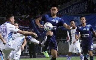 Drama Final Piala Bhayangkara 2016