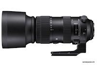 シグマ60-600mm F4.5-6.3 DG OS HSMの画像