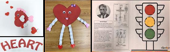 February crafts for preschoolers
