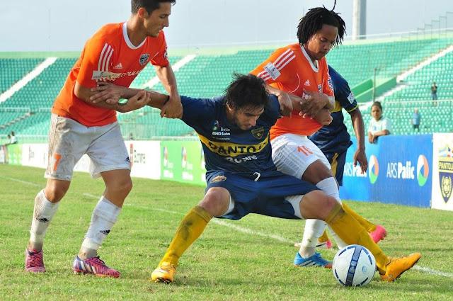 Club Atlético Pantoja recibe al Cibao FC en el Estadio Panamericano