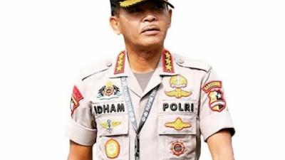 Polisi Bakal Tindaki Siapa Saja yang Nekat Gelar Pesta dan Perayaan Tahun Baru