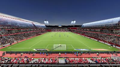 PES 2021 Stadium Nuevo Los Carmenes