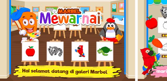 Media Belajar Menggambar untuk Anak